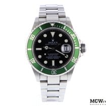 Rolex Submariner Date 16610LV 2008 pre-owned