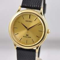 Seiko Grand Seiko Yellow gold 34mm Champagne United States of America, Ohio, Mason