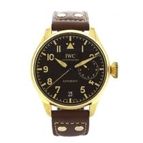 IWC Big Pilot Bronce 46mm Negro