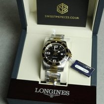 Longines Steel 41mm Quartz L37403567 new United Kingdom, Bowness on Windermere