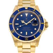 Rolex Submariner Date 16618 2008 pre-owned