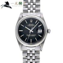Rolex Datejust Acero 36mm Negro