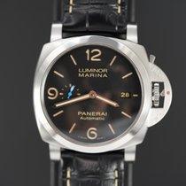 沛納海 Luminor Marina 1950 3 Days Automatic 新的 2019 自動發條 附正版包裝盒和原版文件的手錶 PAM 01312