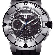 Harry Winston new Automatic 44mm Steel