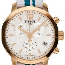 Tissot Quickster 42mm Madreperla