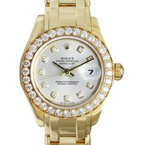 Rolex Lady-Datejust Pearlmaster 80298 occasion