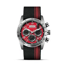 Tudor Fastrider Chrono Steel 42mm Red Arabic numerals United States of America, New Jersey, Edgewater