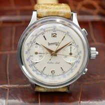 Eberhard & Co. Acier 40mm Remontage manuel Extra-Fort occasion France, Paris