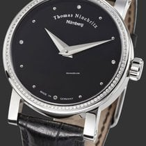 Thomas Ninchritz Steel 42mm Manual winding NI 2000.7 new
