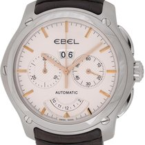 Ebel : Classic Hexagon Chronograph :  1215931 :  Stainless Steel