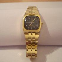 Omega Constellation 18K gold chronometer