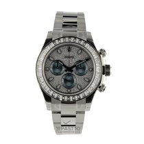 Rolex Daytona Platinum 116576TBR Pavé-dial