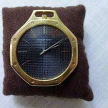 Audemars Piguet Watch pre-owned 1982 Yellow gold 45mm Manual winding Watch with original box