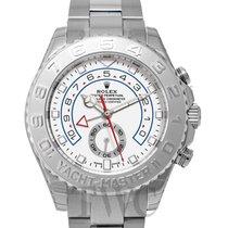 Rolex Platinum Automatic White new Yacht-Master II