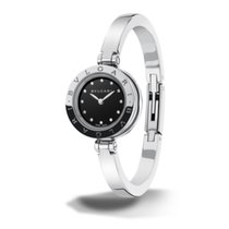Bulgari B.Zero1 Stainless Steel Black Bracelet