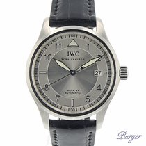 IWC Pilot Mark tweedehands 38mm Staal
