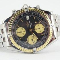 Breitling Chronomat bicolor pilot bracelet