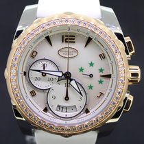 Parmigiani Fleurier Pershing 002 42MM Rose Gold With Diamonds...