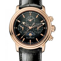 Blancpain Léman Fly-Back 2685F-3630-53B 2020 new