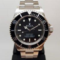 Rolex Submariner (No Date) 4 lignes-Full Set 10/2011-