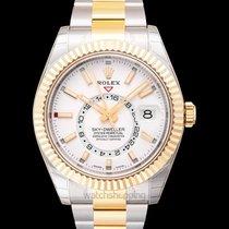 Rolex 326933 Yellow gold Sky-Dweller 42mm new United States of America, California, San Mateo