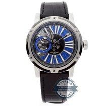 Louis Moinet Metropolis Magi Blue Limited Edition LM-45.10.20