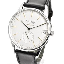 NOMOS Orion Neomatik Staal 40.5mm Zilver