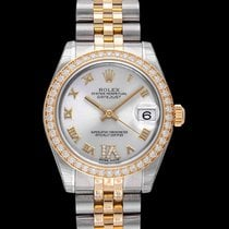 Rolex Lady-Datejust Yellow gold 31mm Grey United States of America, California, San Mateo