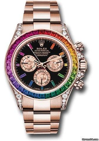 417c0f1f75f Compre um Rolex Rainbow ao melhor preço na Chrono24
