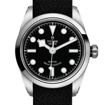 Tudor Black Bay 32 Steel 32mm Black