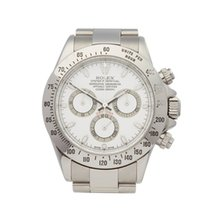 Rolex Daytona Stainless Steel Men's 116520 - W5239