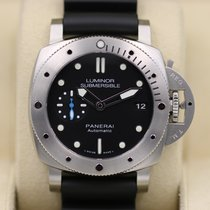 Panerai Luminor Submersible 1950 3 Days Automatic pre-owned 42mm Steel
