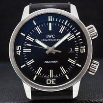 IWC Aquatimer Automatic gebraucht 44mm Stahl