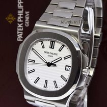 Patek Philippe Nautilus 5711 Steel Silver Dial Watch Box/Paper...