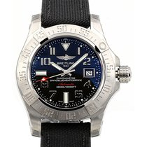 Breitling Avenger II Seawolf new Automatic Watch with original box and original papers A1733110/BC31/109W/A20BASA.1
