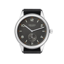 NOMOS Club Automatic Date Dark - refurbished