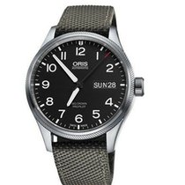 Oris Big Crown ProPilot Day Date Steel 45mm Black United States of America, New Jersey, Cherry Hill