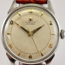 Gübelin Steel 35mm Automatic pre-owned United States of America, Massachusetts, West Boylston