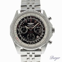 Breitling Steel 48.7mm Automatic A25362 pre-owned