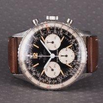Breitling Kronograf 41mm Manuelt 1966 brugt Navitimer (Submodel) Sort