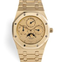 Audemars Piguet Yellow gold 39mm Automatic 25654BA pre-owned United Kingdom, London