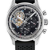 Zenith Steel 42mm Automatic 03.2040.4061/21.R576 new