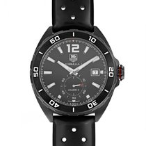 TAG Heuer Formula 1 Calibre 6 pre-owned 41mm Black Date Rubber