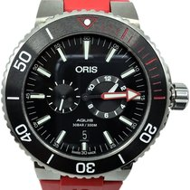 "Oris Regulateur ""Der Meistertaucher"" Titanium 43.5mm Black United States of America, Florida, Naples"