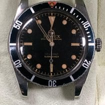 Rolex 5508 Staal 1957 Submariner (No Date) tweedehands