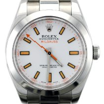 Rolex Milgauss Steel 40mm No numerals United Kingdom, London