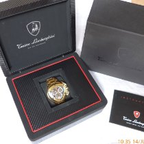 Tonino Lamborghini Steel 44mm Automatic 3000 pre-owned