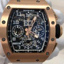 Richard Mille RM011 Oro rosado 2016 RM 011 usados