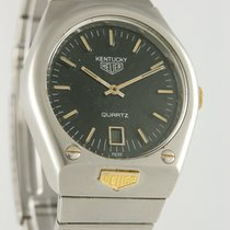 Heuer Steel 38mm Quartz pre-owned