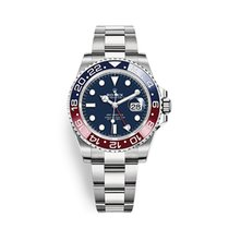 Rolex GMT-Master II M126719BLRO-0003 New White gold 40mm Automatic